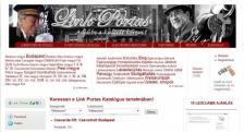 Linkportas katalógus honlapja