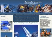 Munkaruha-formaruha honlapja